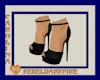 (CR) Black Heels