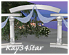 Ceremony Arches Blue