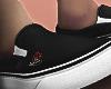 Shoes. Flames #