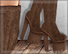 I│Lily Boots Brown XXL