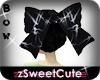 Yumi Black star Bow*3z*