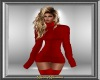 Red Dress w Stockings