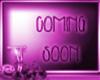 ~Purple BridesMaid Shawl