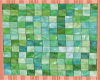 [AR]Green Tile Panel
