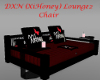 Delta Xi Nu LOUNGE CHAIR