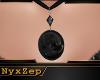 Black Mourning Necklace