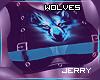 ! Wolves Nylon T