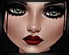 Goth Red Lips Skin