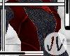 [JV] Scrunched red vest