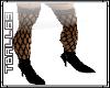 Black Lace Top fishnet