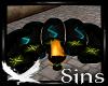 ~sins~ round rave sofa
