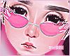 ♡. Fire Pink
