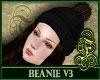 Beanie V3 Dark Brown