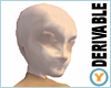 Blank Head (Bald, Dvble)