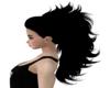 Roxxy Hair Pitch Black