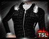 [T] Cute Jacket Black