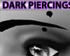 Left Eyebrow Ring