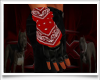 ~A~Red Arm Bandana/M
