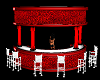 ⓅRed furry bar