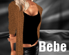 Knit Cardigan and Cami