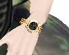 llAr Gold Watch