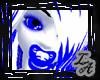 [LA] Blue anime wolftail