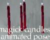 Magick Ritual w/ani pose