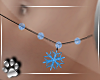 Snowflake -Belly Chain