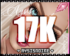17K Support Sticker