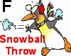 Portable Snowball Throw