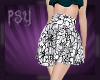 Flirty summer skirt