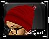 Kd.Red Beanie V2