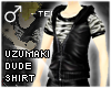 !T Uzumaki dude shirt