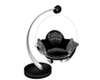 SilveTone/swinging chair