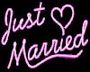LWR}Just Married Sticker