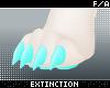 . xena | paws