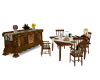 Posies Country Table