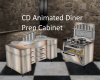 CD Animated Prep Cabinet