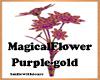 MagicalFlower purple