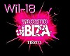Tiesto Welcome To Ibiza