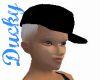 B-Ball Cap Blonde Hair