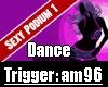 Sexy Podium Dance 1
