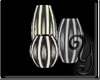 Vase blackwhite