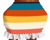 Spanish Gathered Skirt