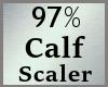 97% Calf Calve Scaler MA
