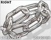 Chain Bracelet Right F
