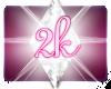 *J 2k Support Sticker
