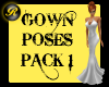 Gown Poses Pk1