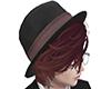 Hair + Hat Brown
