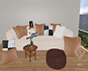 Ellle living room couch